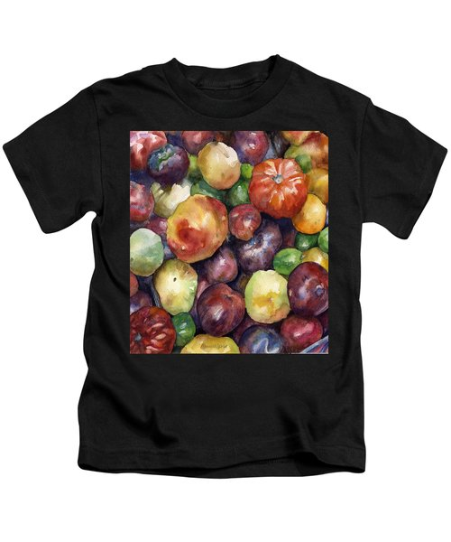 Bumper Crop Of Heirlooms Kids T-Shirt