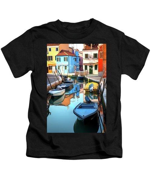 Burano II  Kids T-Shirt