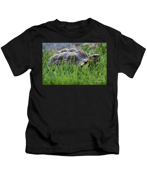 But He Has A Great Personality Kids T-Shirt