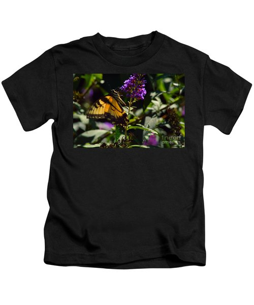 Butterfly Kisses Kids T-Shirt
