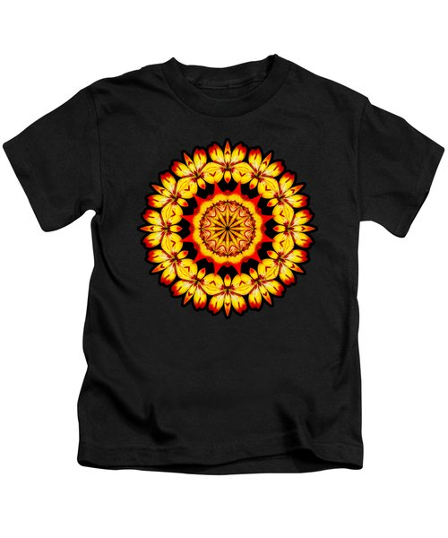 Butterfly Sun Kids T-Shirt