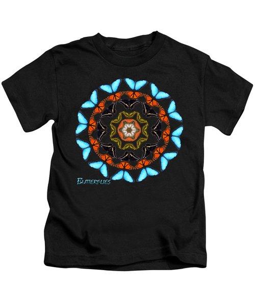 Butterfly Zeerkl 2 Kids T-Shirt