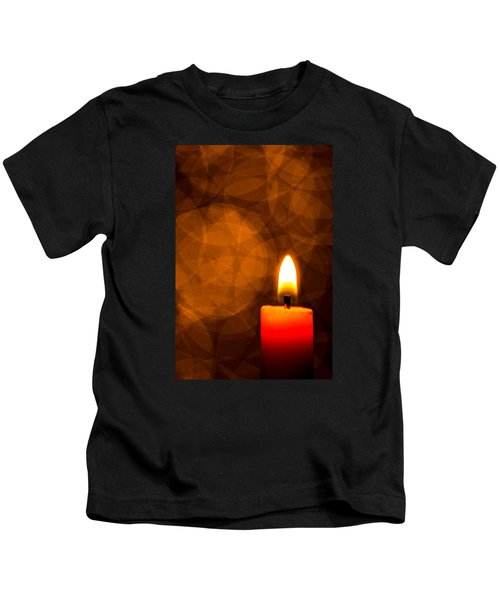 By Candle Light Kids T-Shirt