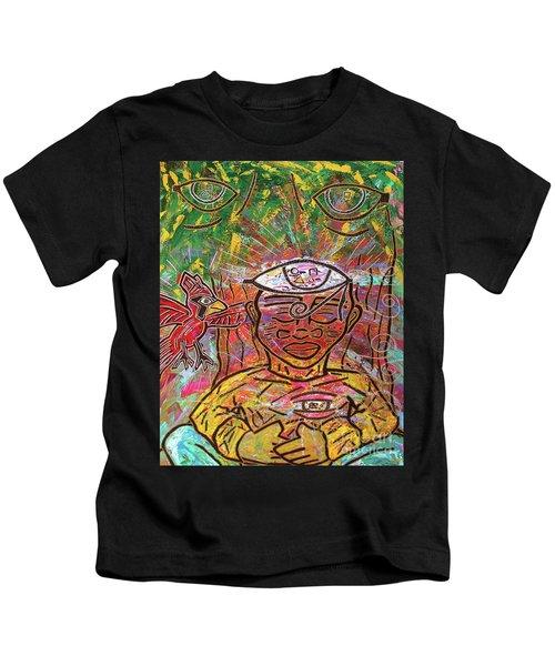 By The Bodhi Tree Kids T-Shirt