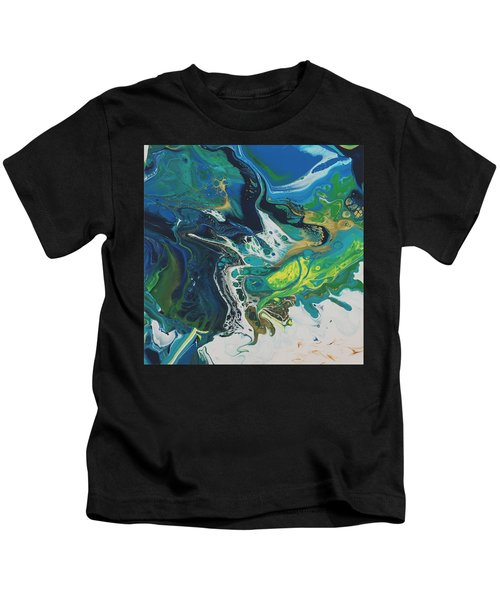 By The Seaside Kids T-Shirt