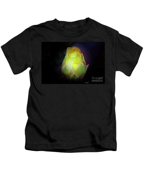 Cactus Flower 7 Kids T-Shirt