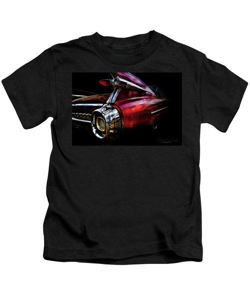 Cadillac Lines Kids T-Shirt