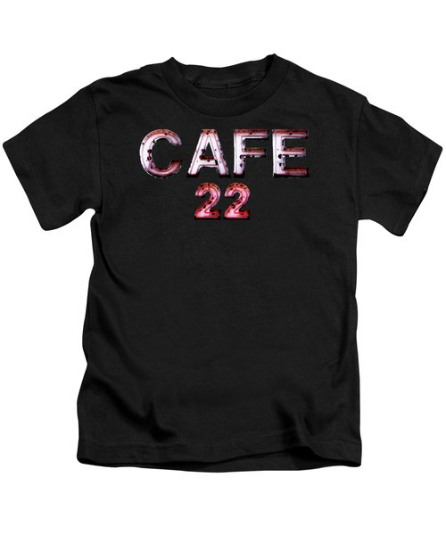 Cafe 22 Kids T-Shirt