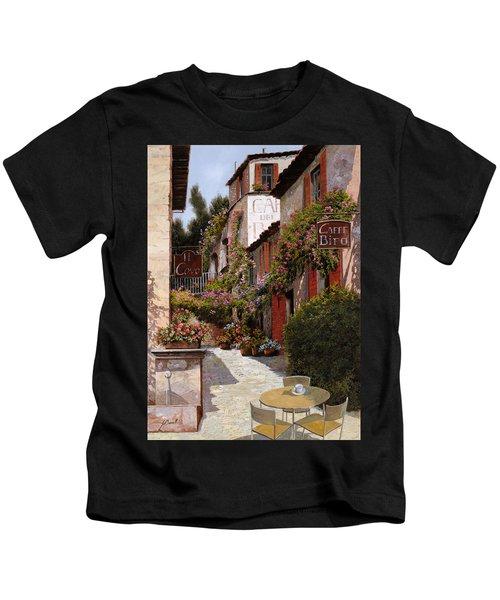 Cafe Bifo Kids T-Shirt
