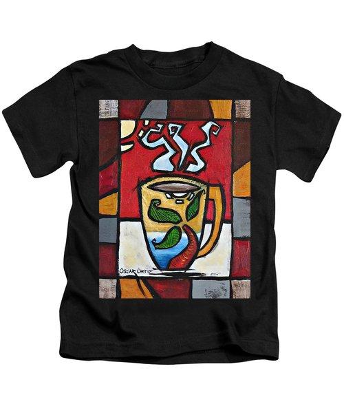 Cafe Palmera Kids T-Shirt