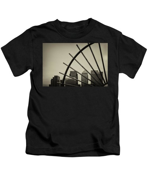 Caged Canary Kids T-Shirt