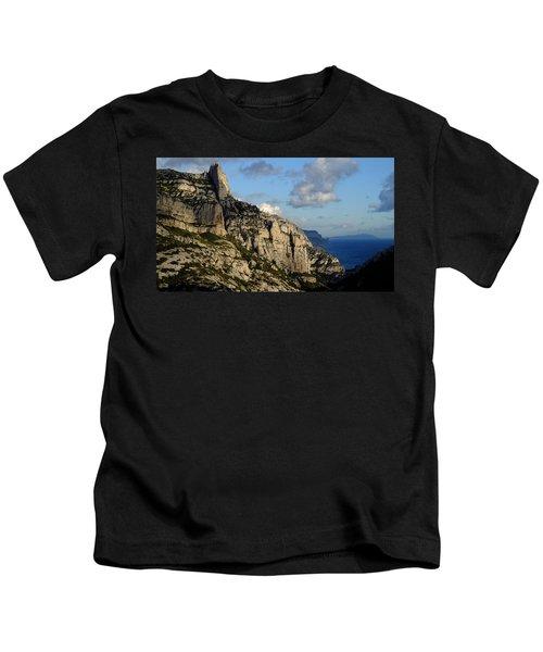 Calanque De Sugiton Kids T-Shirt