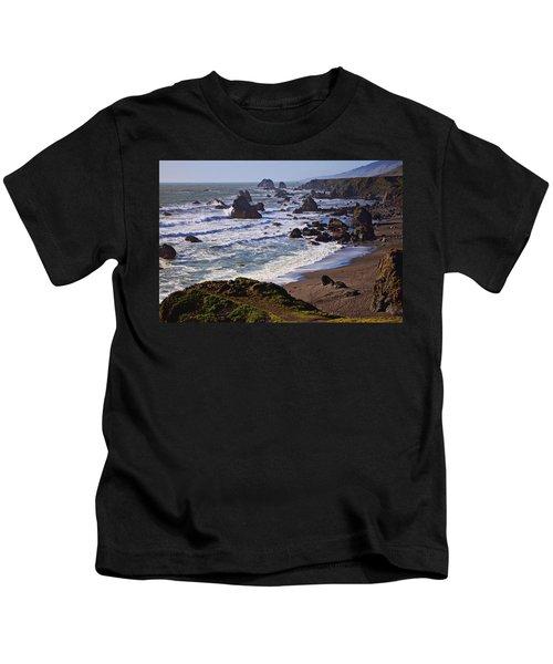 California Coast Sonoma Kids T-Shirt