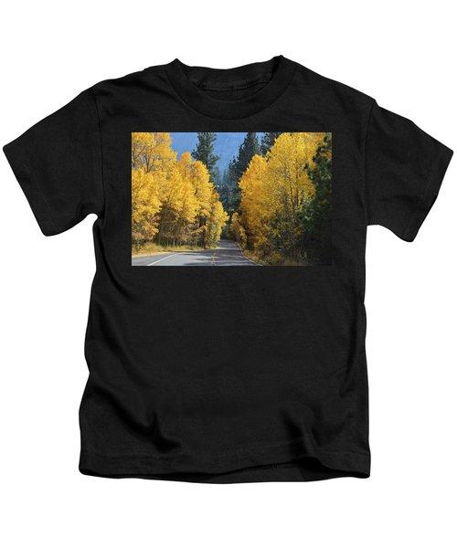 California Gold Kids T-Shirt