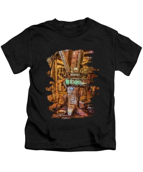 California Pellet Mill Co Kids T-Shirt