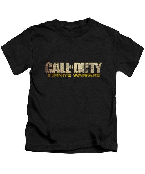 Call Of Duty Kids T-Shirt