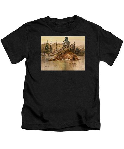 Calm Waters Kids T-Shirt