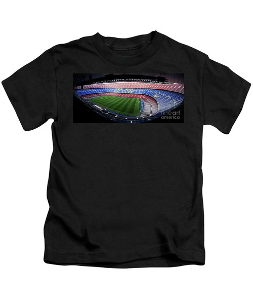 Camp Nou Kids T-Shirt