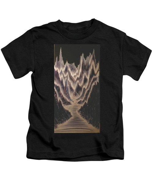 Canyon Of Light Kids T-Shirt
