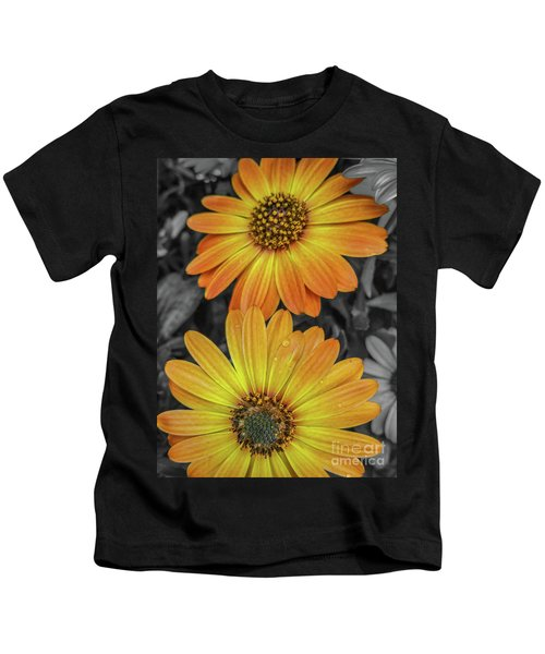 Cape Daisy's - Orange Kids T-Shirt