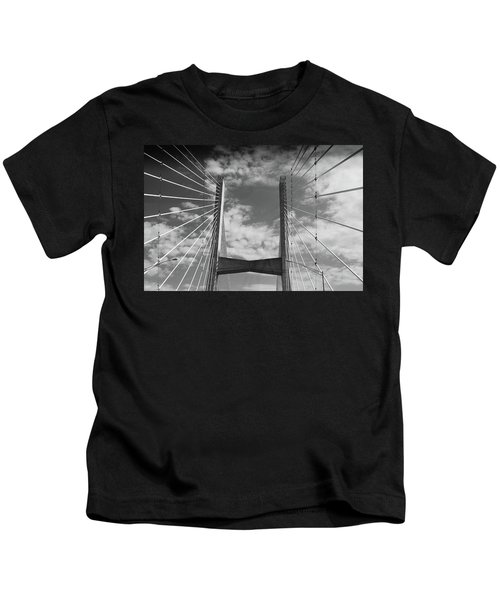 Cape Girardeau Bridge Kids T-Shirt