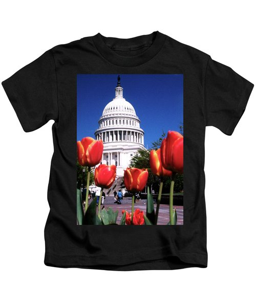 Capital Colors Kids T-Shirt