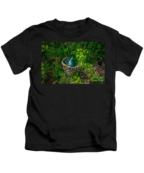 Carboy In A Basket Kids T-Shirt