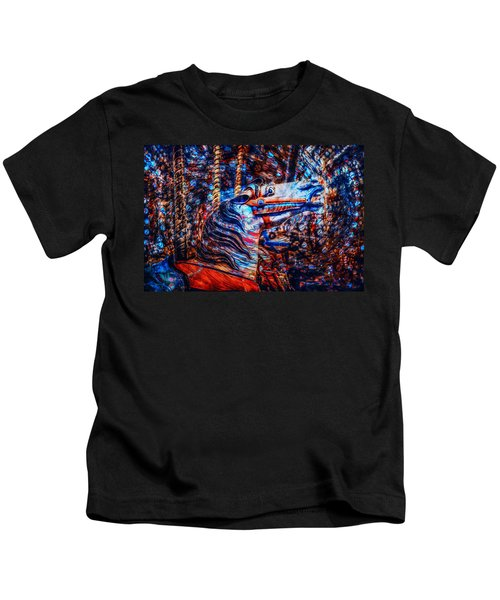 Carousel Dream Kids T-Shirt