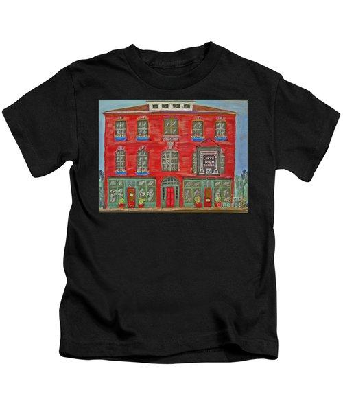 Carpe Diem Coffee Roasters Kids T-Shirt