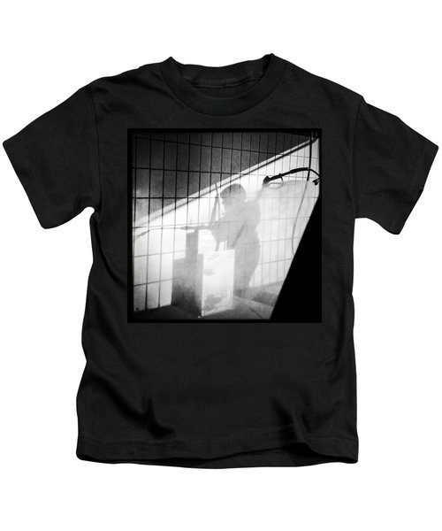 Carwash Shadow And Light Kids T-Shirt
