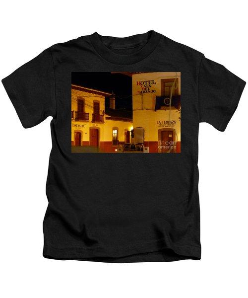 Casa Del Naranjo Kids T-Shirt