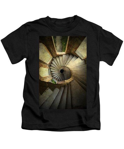 Castle Of Unfinished Dreams Kids T-Shirt