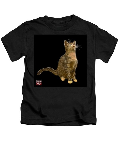 Cat Art - 3771 Bb Kids T-Shirt