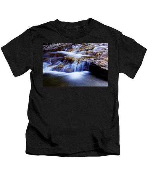 Cataract Falls Kids T-Shirt