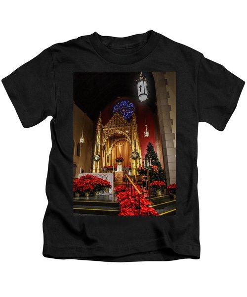 Catholic Christmas Kids T-Shirt