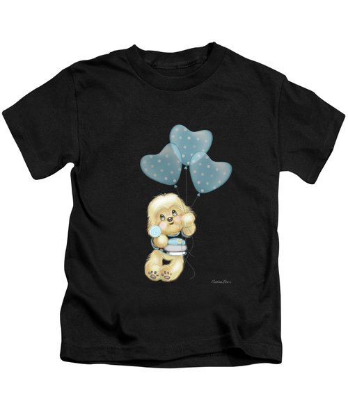 Cavapoo Toby Baby Kids T-Shirt