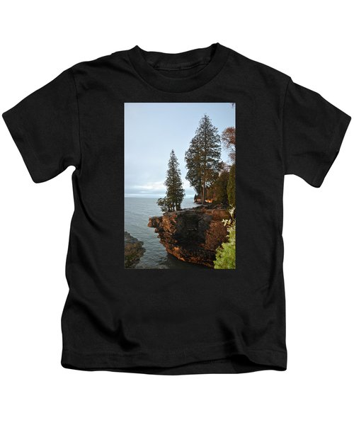 Cave Point Kids T-Shirt