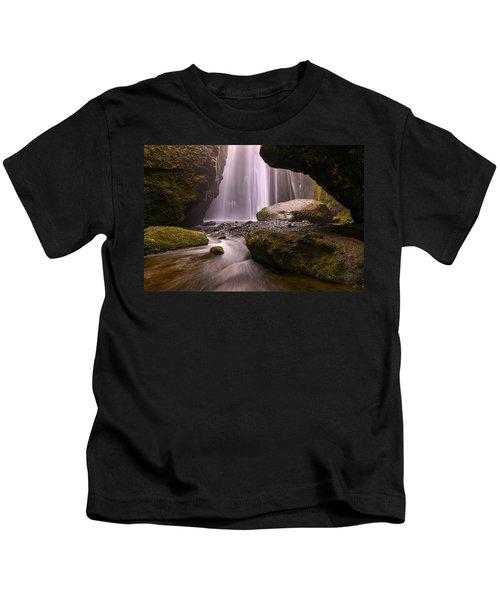 Cavern Of Dreams Kids T-Shirt