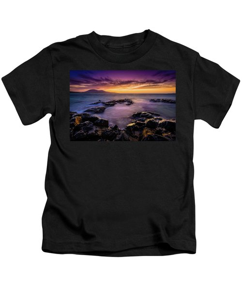 Ceapabhal And Traigh Mohr, Isle Of Harris Kids T-Shirt
