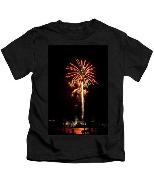 Celebration Fireworks Kids T-Shirt