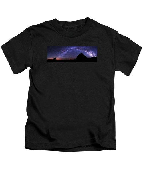 Celestial Arch Kids T-Shirt