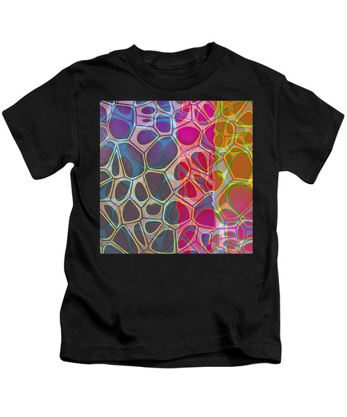 Cell Abstract 11 Kids T-Shirt