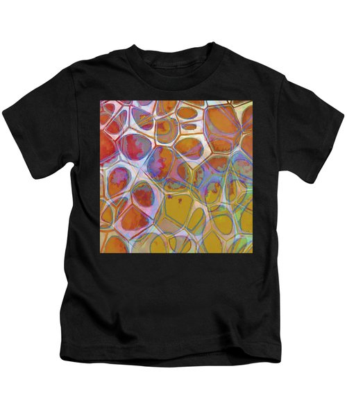 Cell Abstract 14 Kids T-Shirt