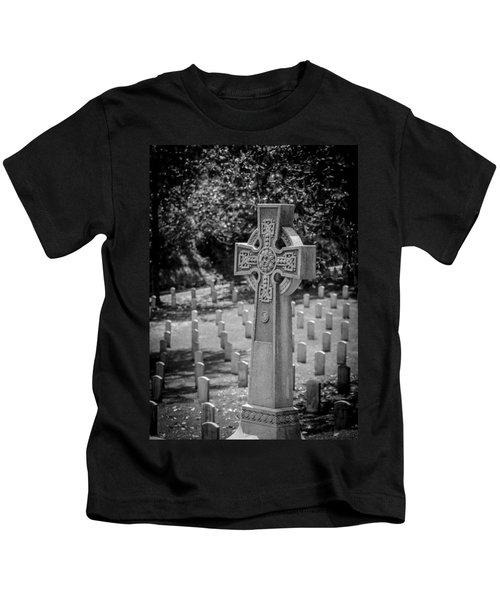 Celtic Grave Kids T-Shirt