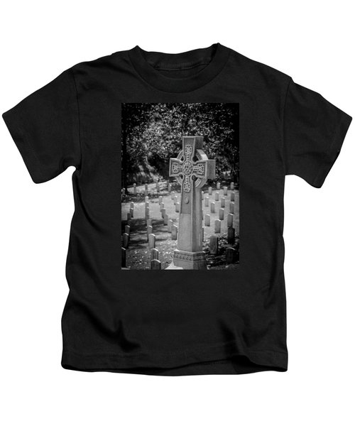 Celtic Grave Kids T-Shirt
