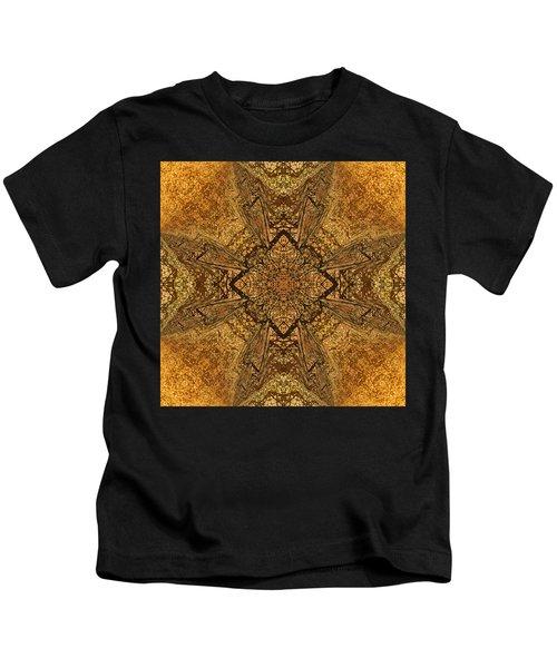 Celtic Mandala Abstract Kids T-Shirt