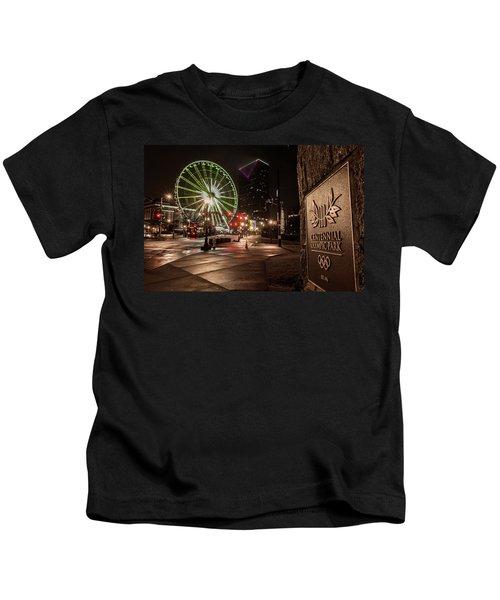 Centennial Park 2 Kids T-Shirt