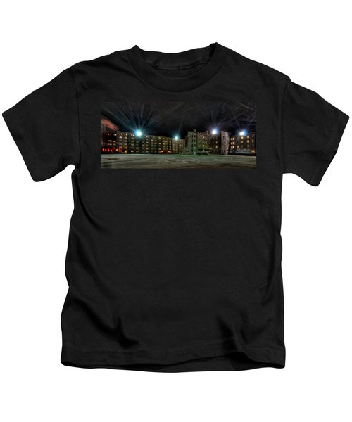 Central Area At Night Kids T-Shirt
