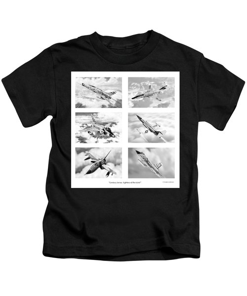 Century Series Drawings Kids T-Shirt