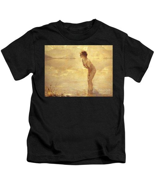 Chabas, September Morn Kids T-Shirt